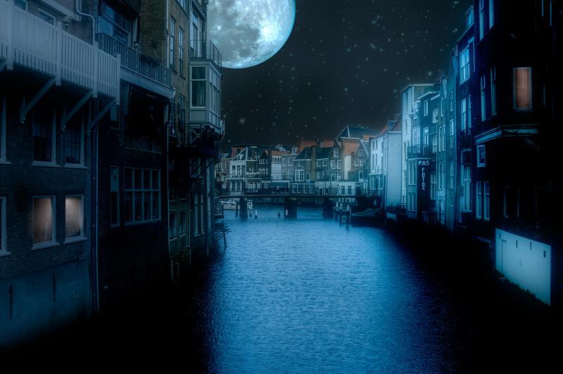 Dordrecht by night