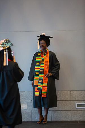 Undergraduate Graduation - December 2019