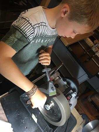 2019 September - Mats sliber knive