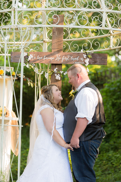 Thomason-Carver Wedding
