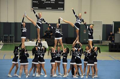 RHS Cheering 11/11/12