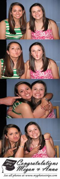 Megan & Anna Grad Party (5/30/2010)