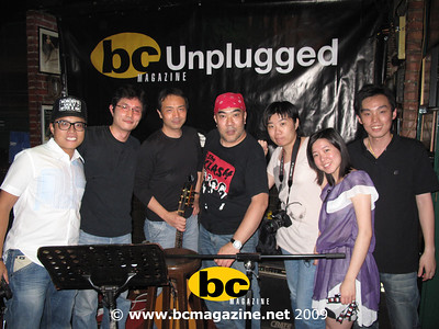 bc unplugged@the wanch | 18 june 2009