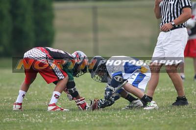 Friday 7/17/2009 - U14 Gold - LI Tomahawks vs. Mini G's