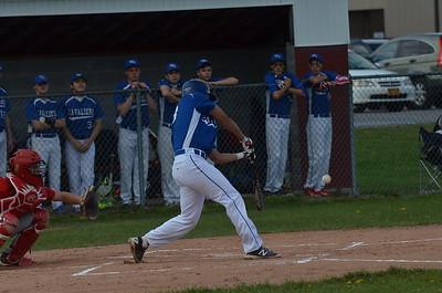 BV Baseball vs IHC 5-12-17
