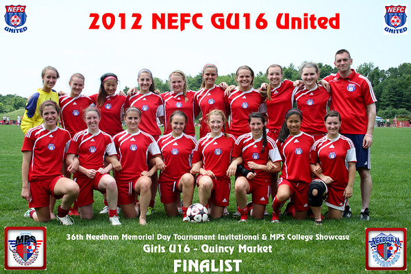 NDMT Final GU16 United vs Doug Miller Soccer NYC