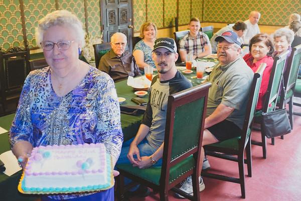 Granny's 82nd Birthday - 2017