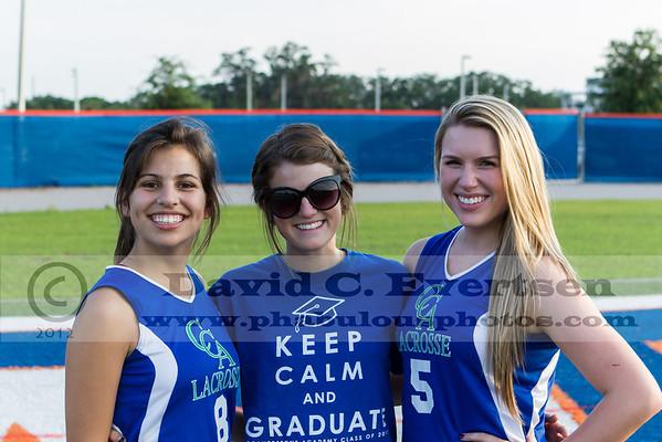 CCA Girls Lacrosse - 2013