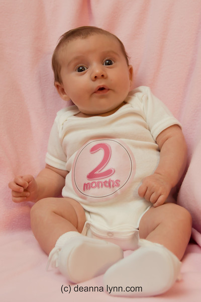 2011 - 10/5 Chloe 2 months