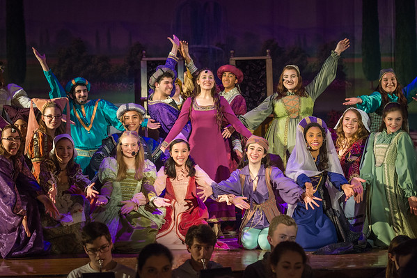 Once Upon a Mattress - HHS Drama Club