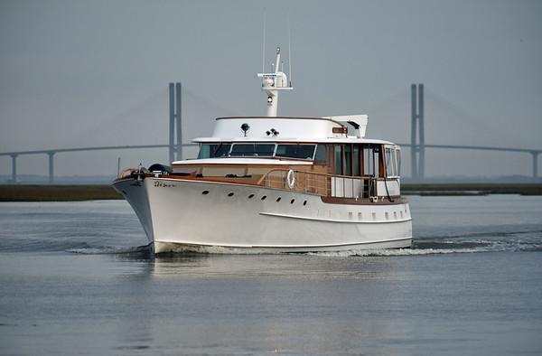 "Trumpy Yacht ""Wishing Star"" 10-29-19"