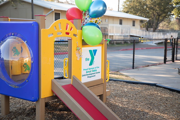 11-29-18 Great Oaks YMCA Early Child Hood Playscape