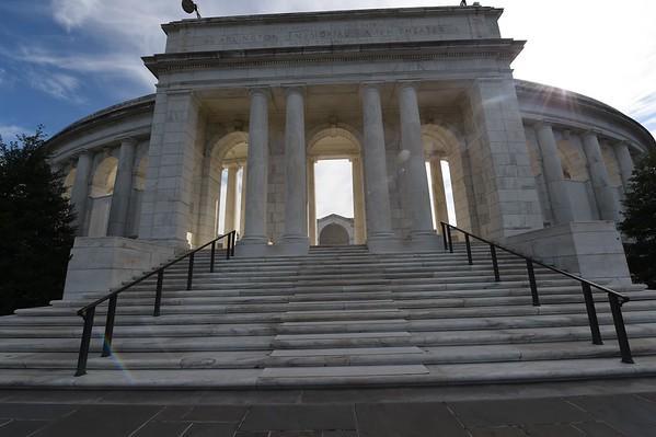 Arlington National Cemetery Oct 18