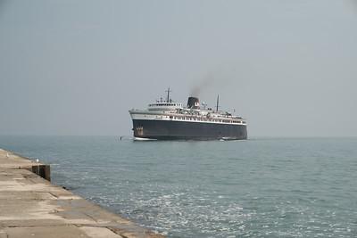 SS Badger Ferry 2018