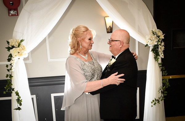 Venette & Larry Wedding