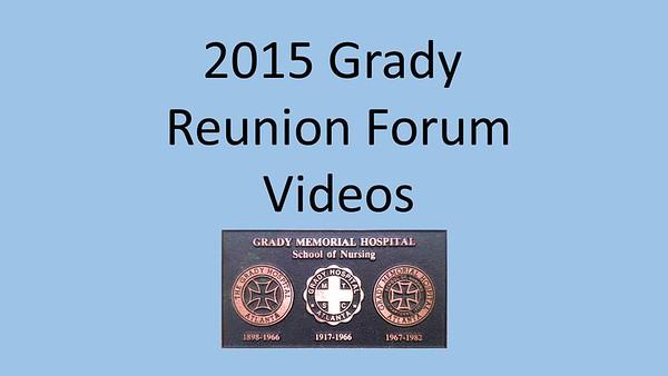 Grady Forum
