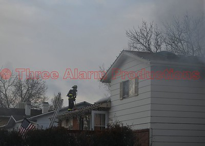 House Fire-Sioux Cir-Colorado-CHFD