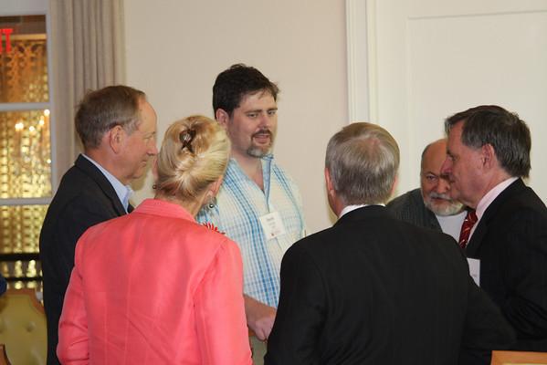 September 23, 2012 Houston Alumni Gathering