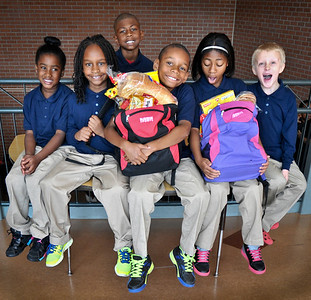 Assistance League Backpacks Of Food
