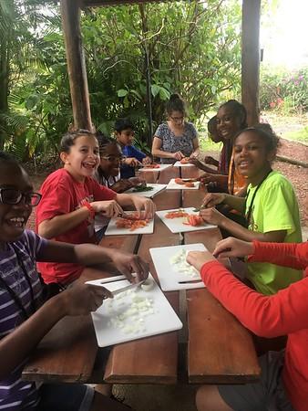 Middle School Costa Rica Trip 2018