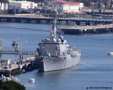 USS Sterett DDG-104