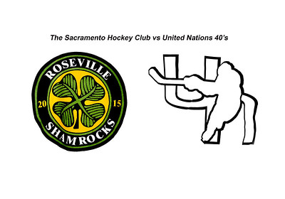 40A Sacramento Hockey Club vs UN40