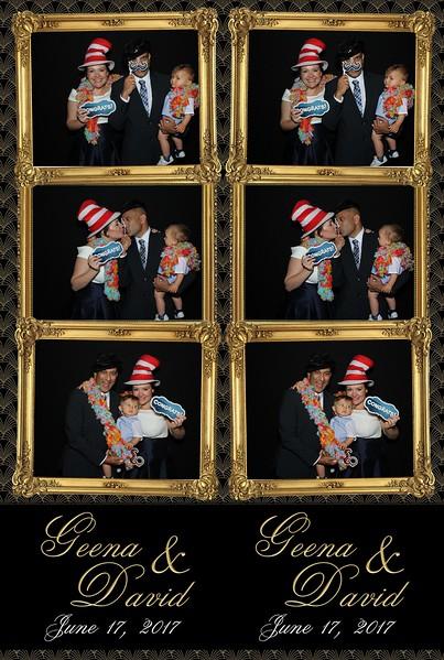 Geena & David (6-17-17)