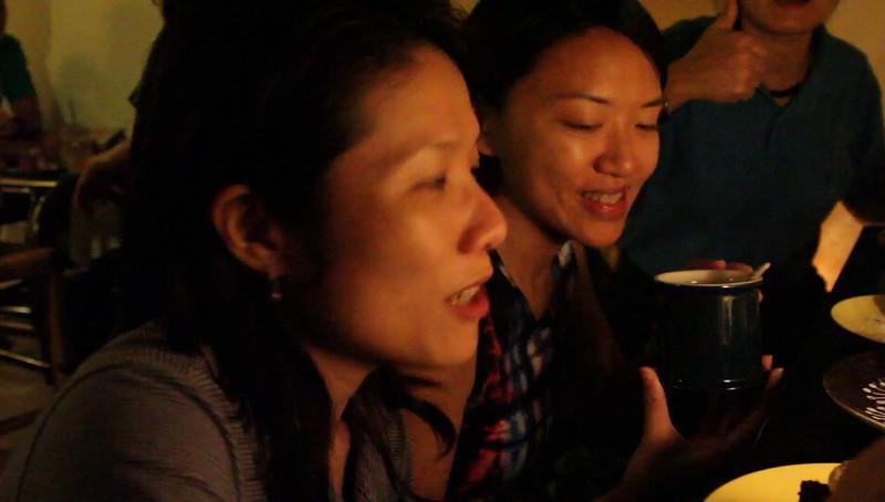 20110918 Trio聚餐