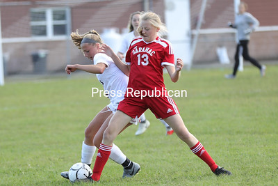Girls Soccer – Saranac vs. Northeastern Clinton
