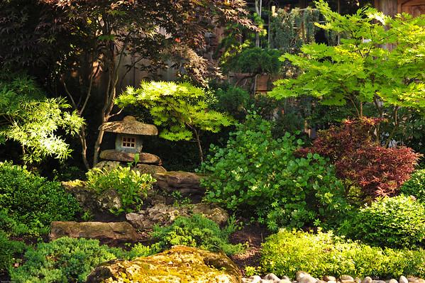 Horticultural Society Garden Tour 2010
