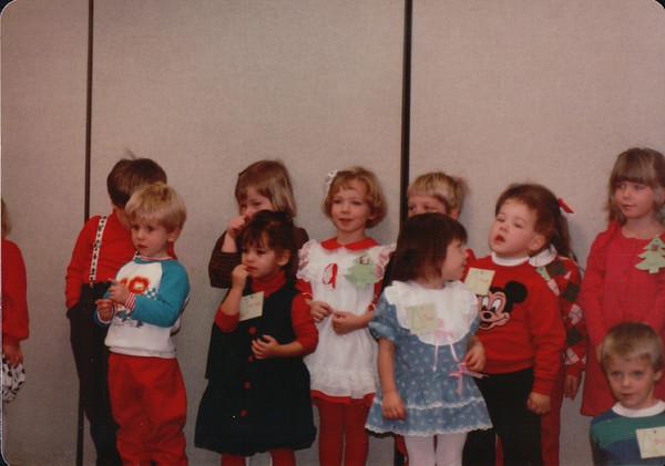 Sacred Heart both kids events