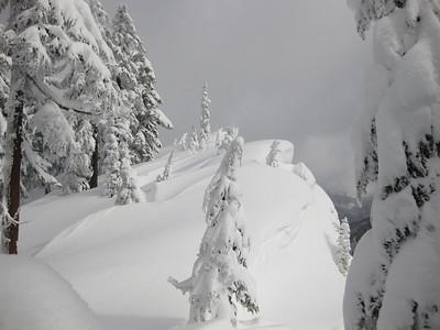 Mt Margaret Ski 3/8/09