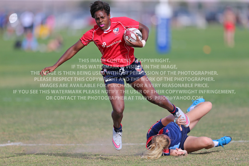 USA Rugby Women's Eagles 2016 Las Vegas Invitational
