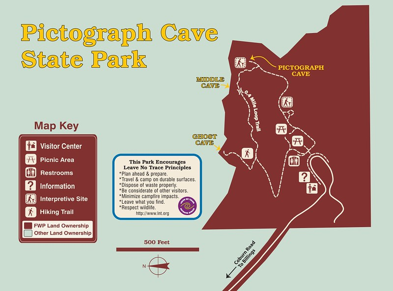 Pictograph Cave State Park