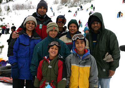 Ski Trip - 2004