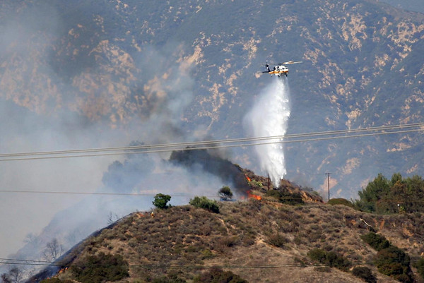 2007 - Fire in Sunland