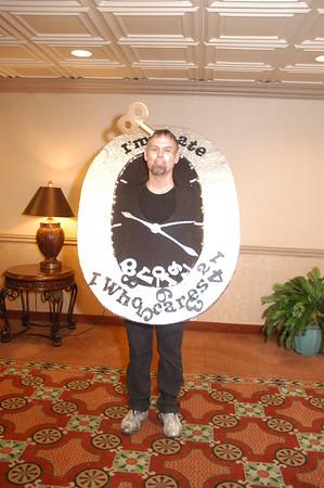 Jerry Davenport Costume Characters