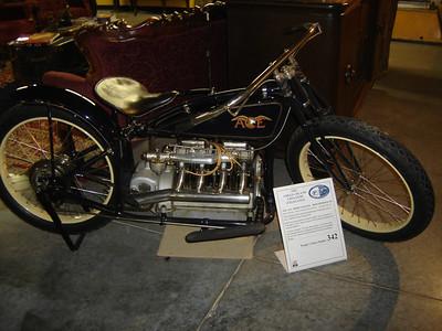 Wheels Through Time Museum in North Carolina - Deals Gap Trip of 2006