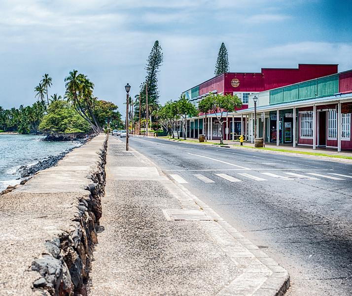 Lahaina street