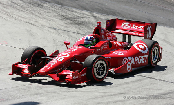 IndyCar - Grand Prix of Long Beach 2012