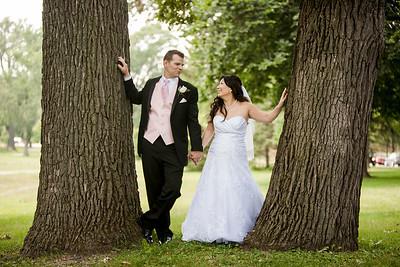 Mike & Kristal Married