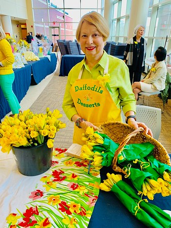 25th Daffodils and Desserts - March 21, 2019