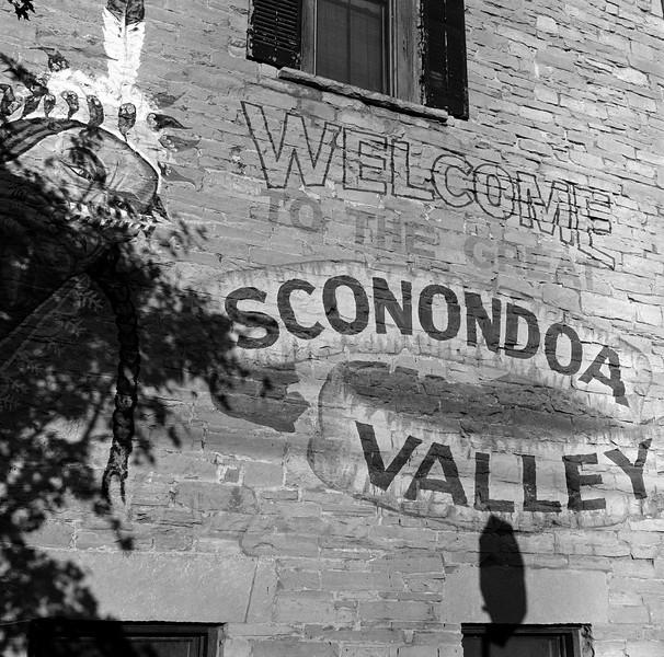 Sconondoa Valley, Knoxboro, NY. October 2014