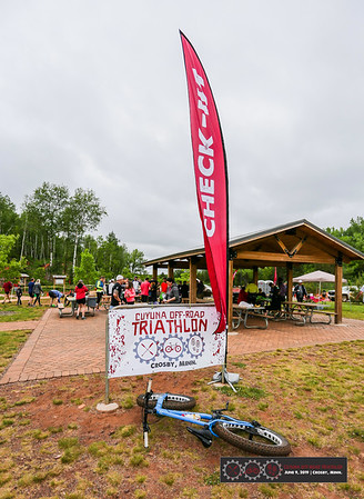 Cuyuna Off-Road Triathlon