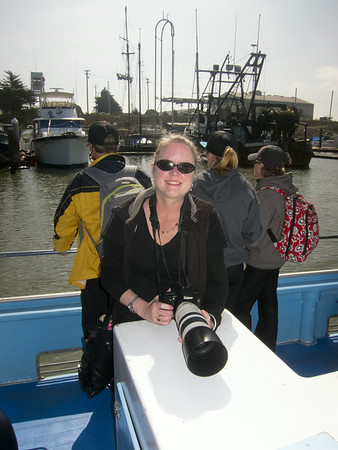 Whale Watching, Moss Landing 8/16/2014