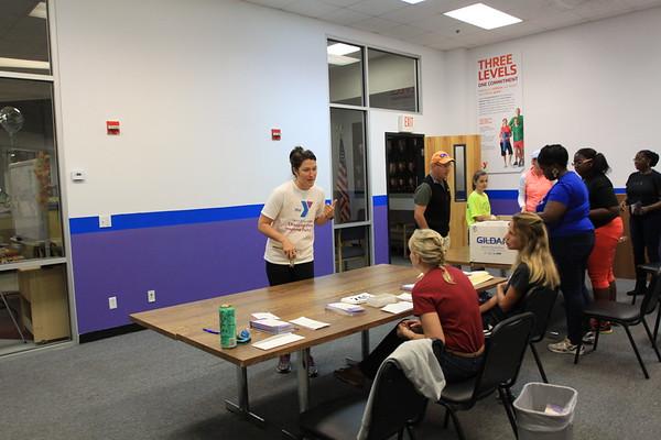YMCA 5k Challenge 11-2-13