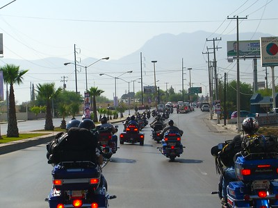 11th Int Rally Mexico - Zacatecas