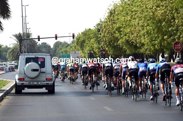 Abu Dhabi Tour Stage 3:  Al Ain > Jebel Hafeet, 150kms
