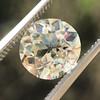 3.01ct Old European Cut Diamond 1