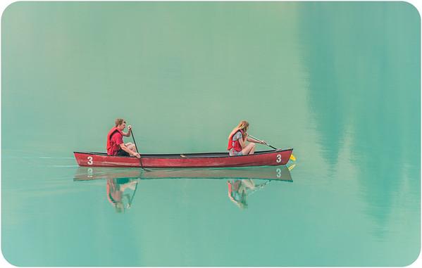 Emerald Lake, Banff